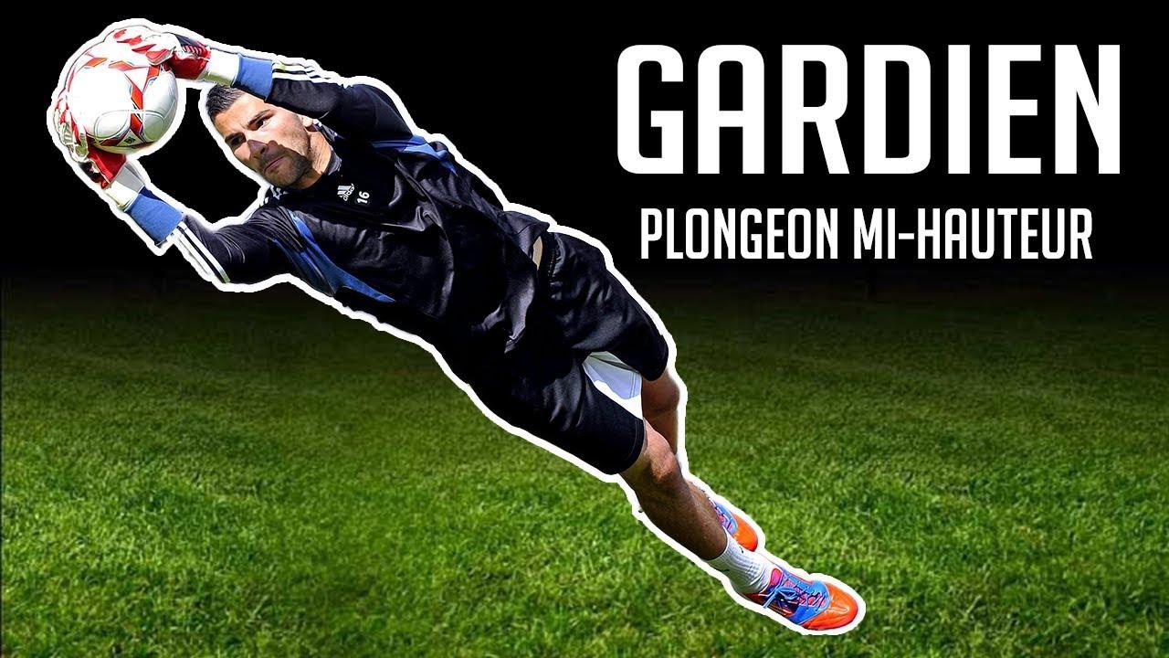 L'entraînement Du Gardien De But Au Football : Exercices Et avec Jeux De Foot Gardien De But
