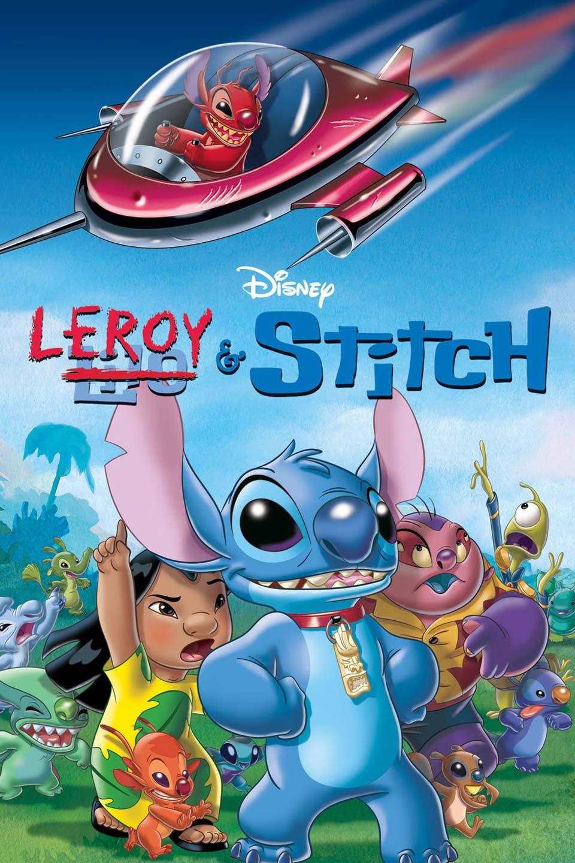 Leroy & Stitch - Film 2006 - Allociné concernant Lilo Et Stitch Dessin Animé