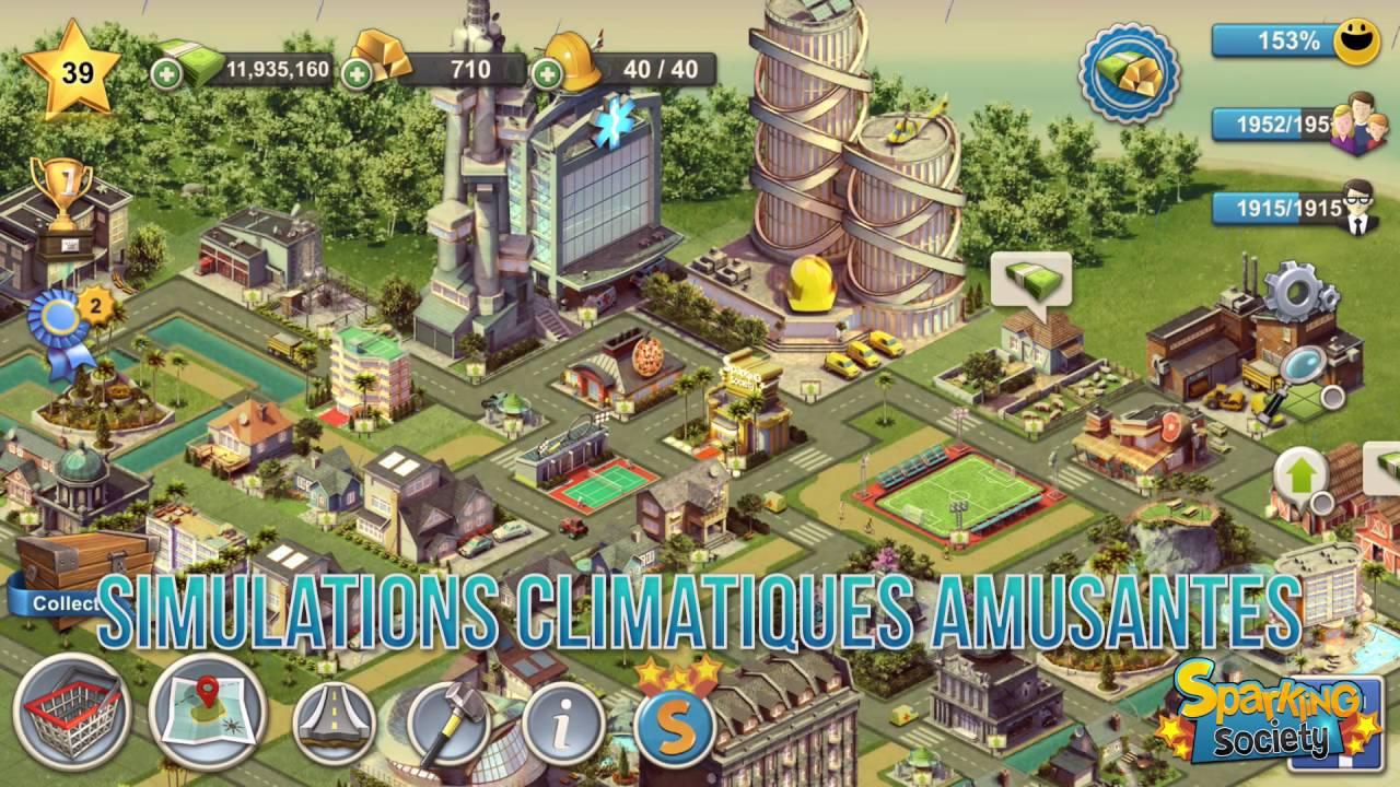 Les 10 Meilleurs Jeux De Gestion De Ville Pour Iphone Et concernant Jeux Gratuit De Village