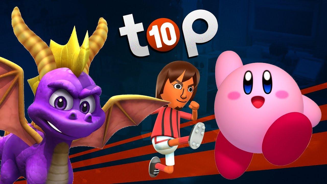 Les 10 Meilleurs Jeux Pour Enfants | Top 10 destiné Jeux Video Enfant 5 Ans