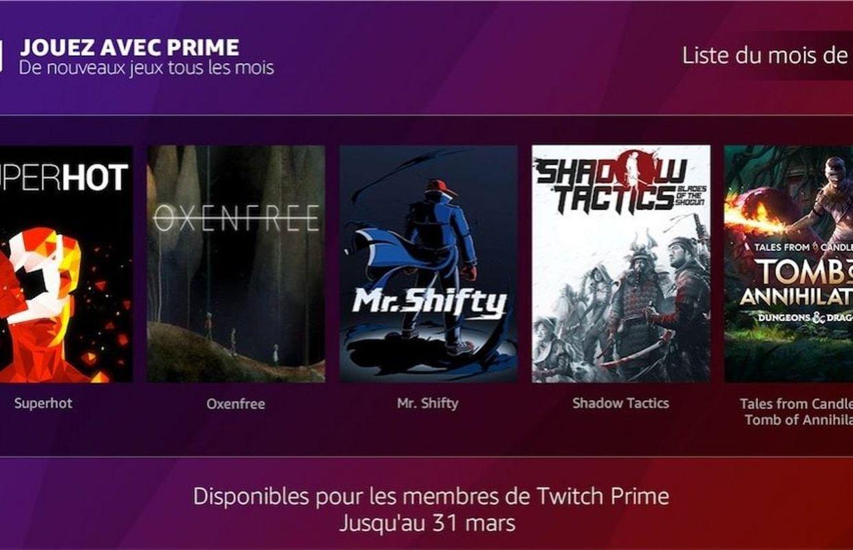 Les Abonnés Amazon Prime Recevront Des Jeux Gratuits Tous serapportantà Jeux Des 7 Différences Gratuit