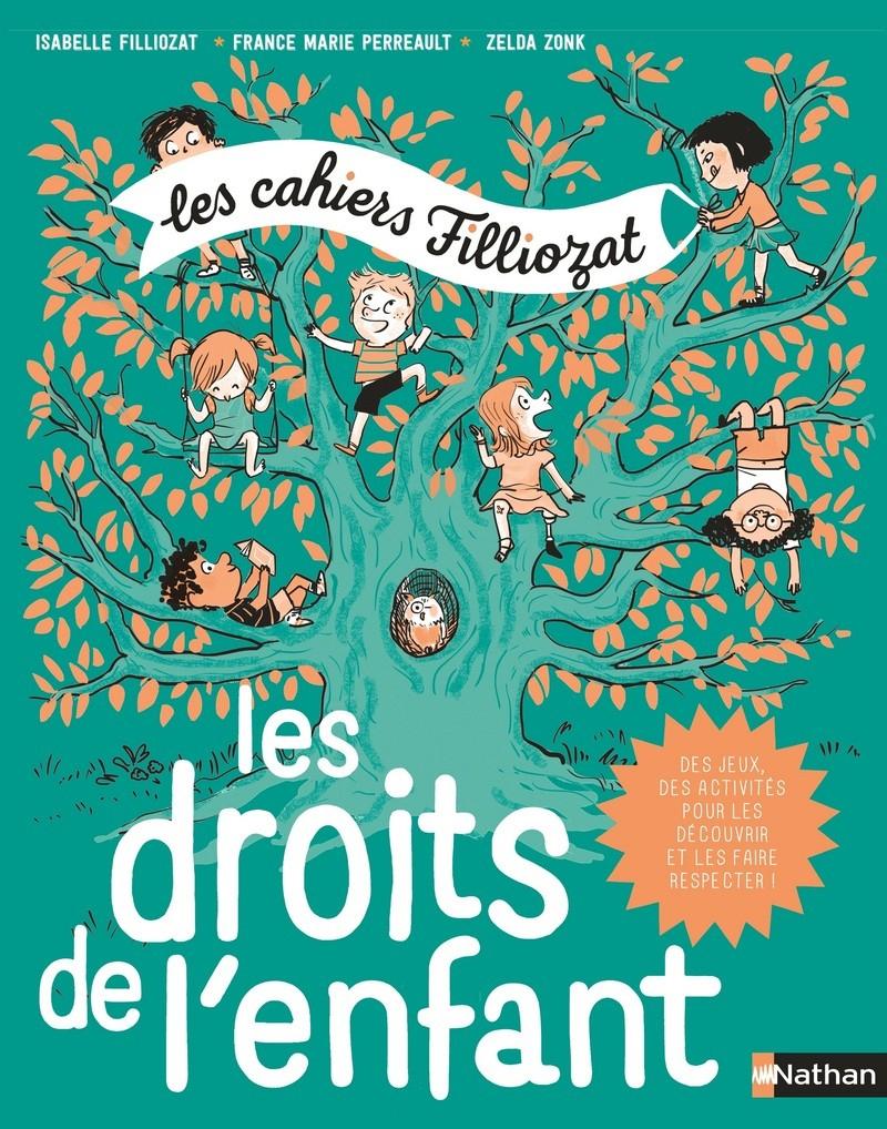 Les Cahiers Filliozat - Les Droits De L'enfant - Enfance destiné Cahier Majuscule