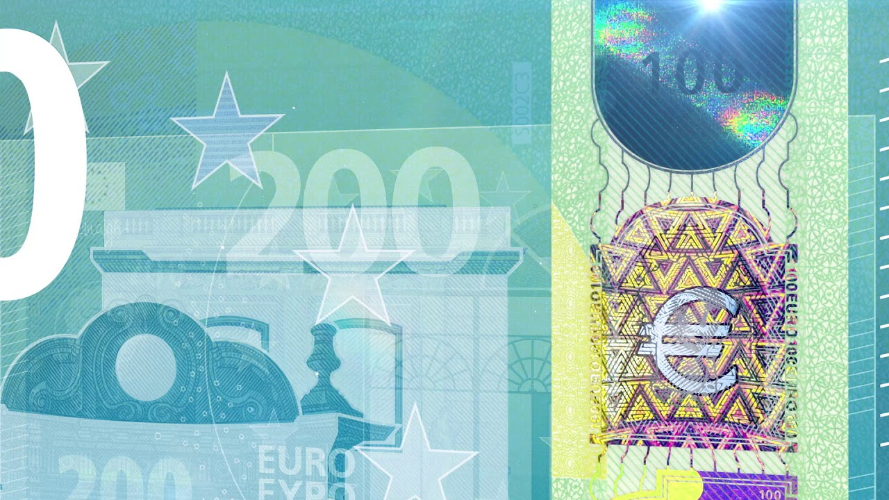 Les Caractéristiques Des Billets Et Des Pièces En Euro avec Billets Et Pièces En Euros À Imprimer