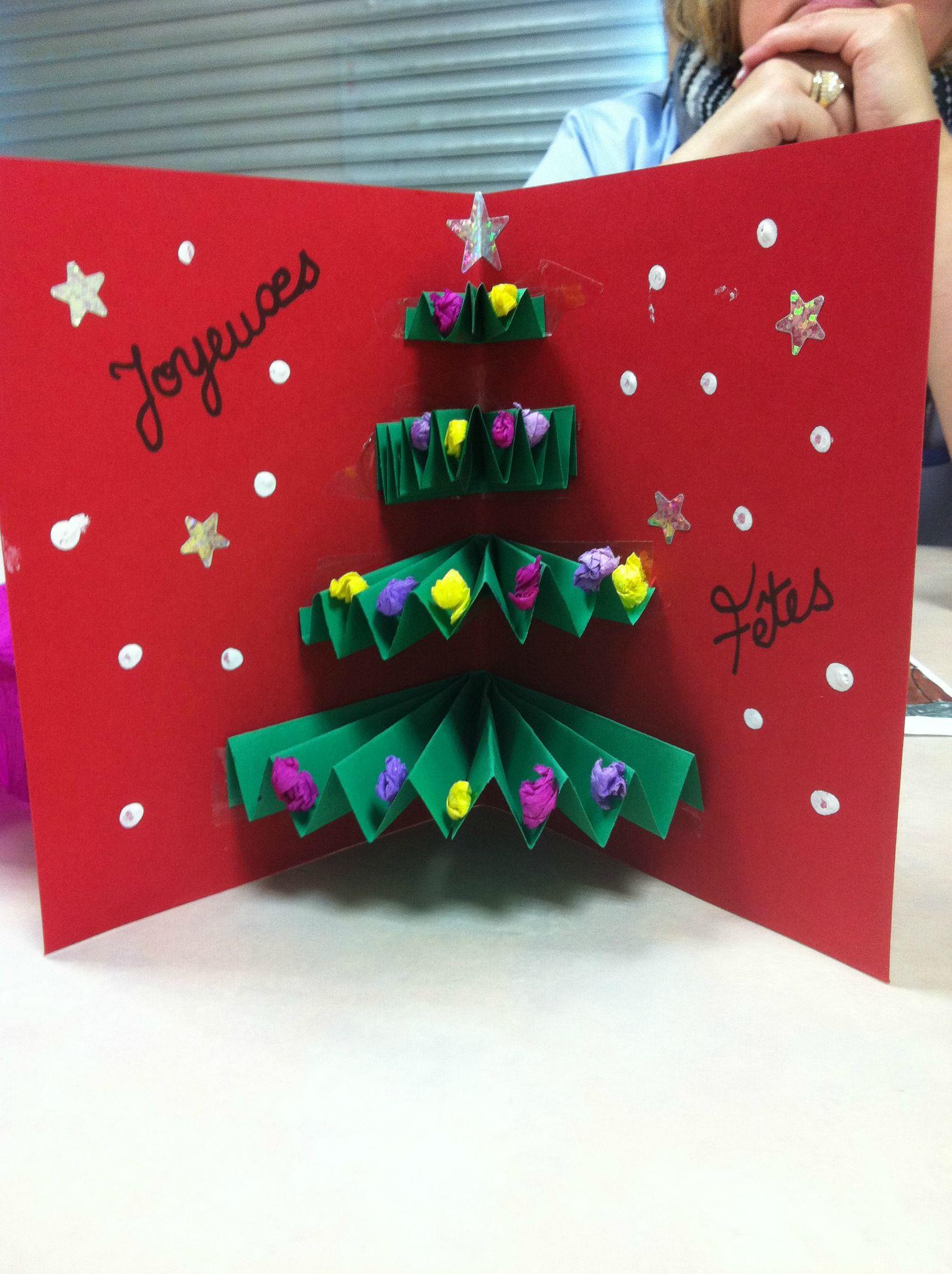 Les Cartes De Noel - Mon Scrap A Moi destiné Carte Noel Gs