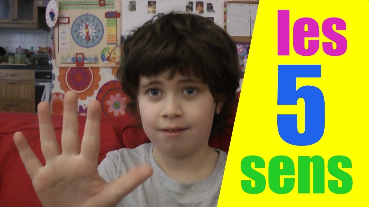 Les Cinq Sens [Cp] pour Les 5 Sens Activités Maternelle