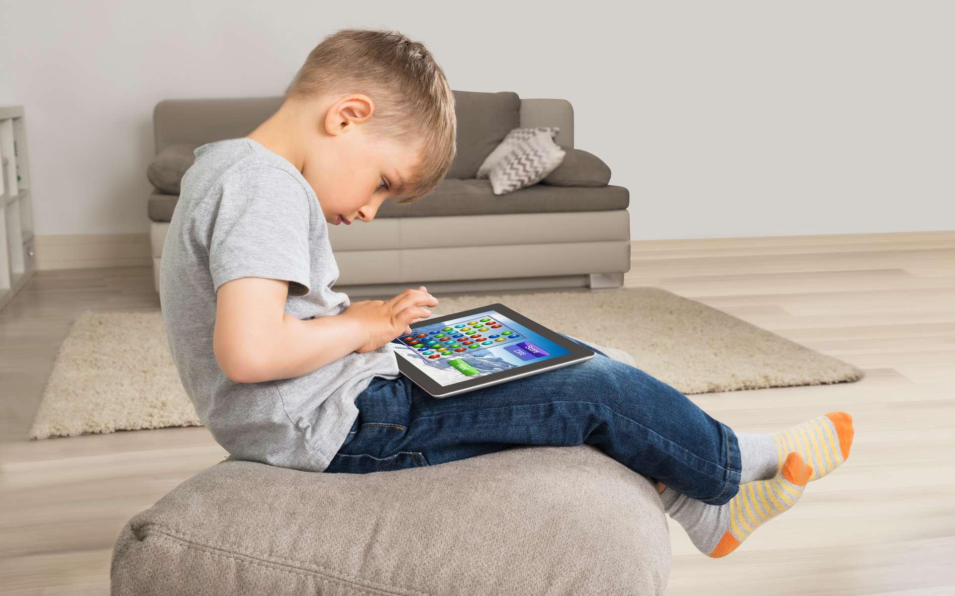 Les Écrans Détruisent-Ils Le Cerveau De Nos Enfants ? tout Jeux Video Enfant 5 Ans