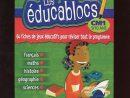 Les Educablocs. Cm1 9/10 Ans. 64 Fiches De Jeux Educatifs Pour Reviser Tout  Le Programme. destiné Jeux Educatif Gs