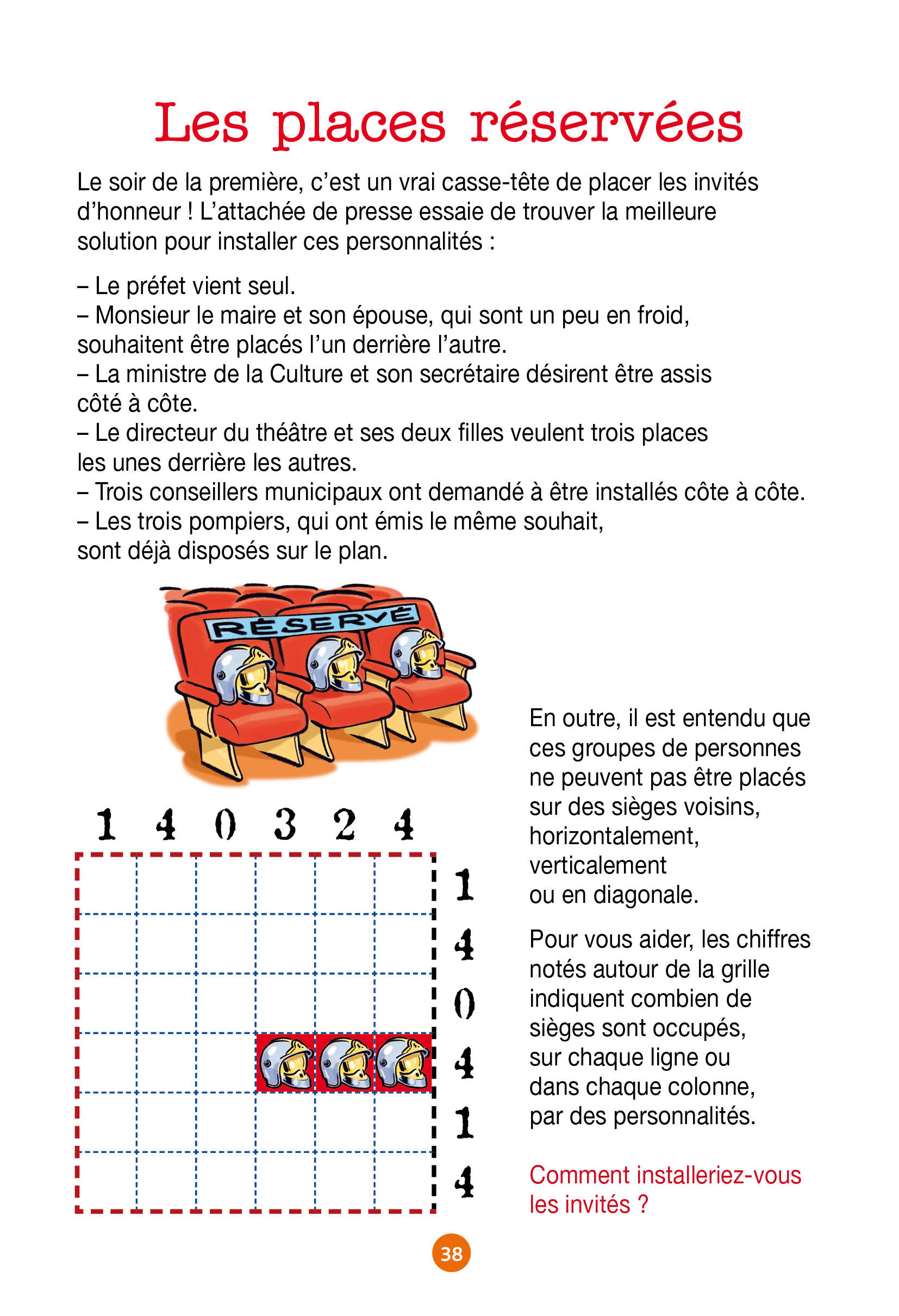 Les Énigmes De L'été Adultes - Cahier De Vacances pour Cahier De Vacances Gratuit En Ligne
