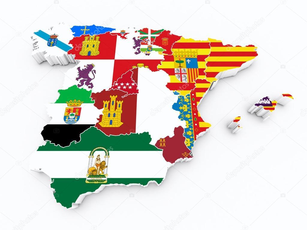 Les Équipes Les Plus Anciennes En Espagne (Par Régions) dedans Anciennes Régions
