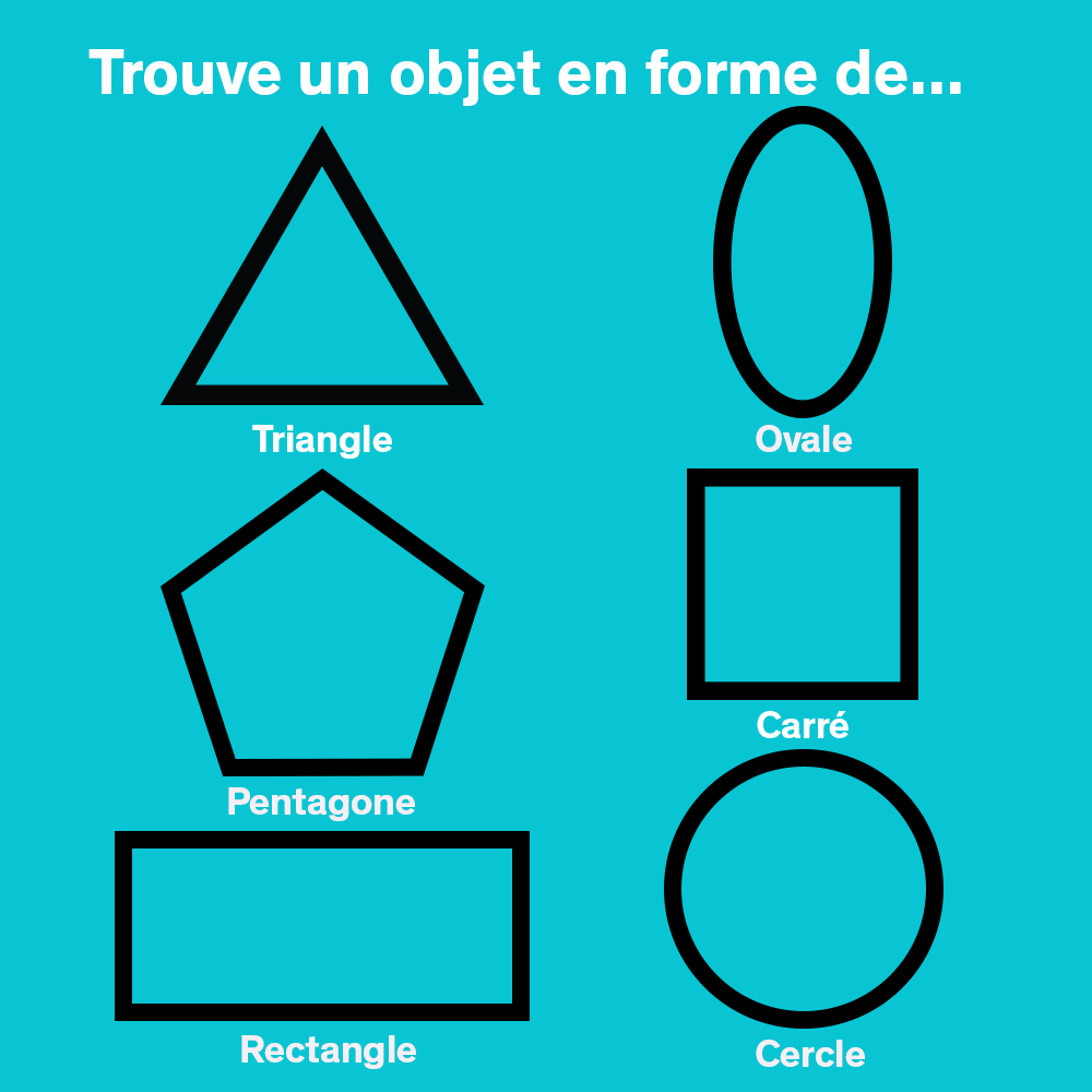 Les Formes Géométriques - La Clef intérieur Les Formes Geometrique