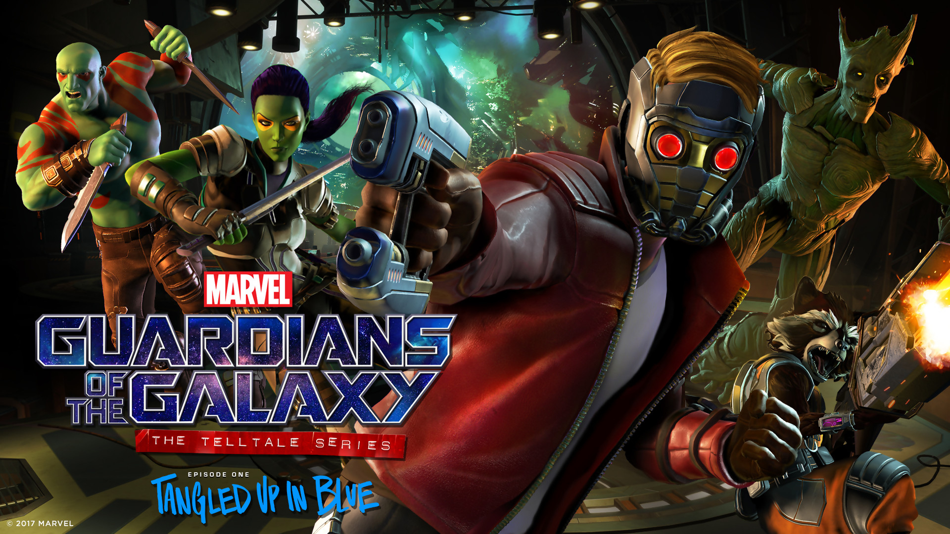 Les Gardiens De La Galaxie De Telltale : Voici La Bonne Date à Jeux De Gardien
