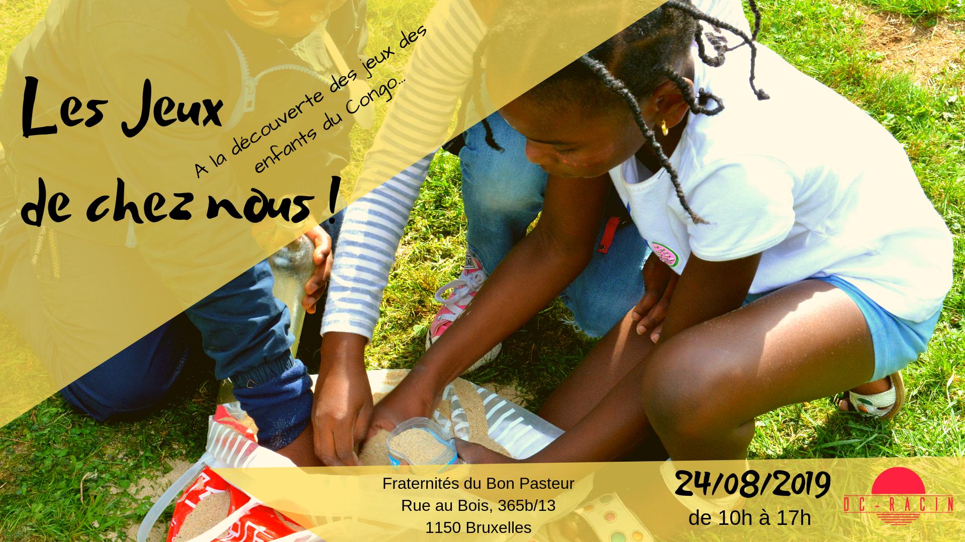 Les Jeux De Chez Nous (Journée Culturelle Pour Enfants) – Dc dedans Jeux Africains Pour Enfants