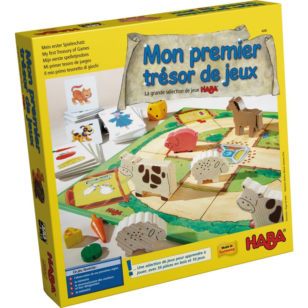 Les Jeux De Société Incontournables Pour Les Petits Marmots dedans Jeux Enfant De 3 Ans