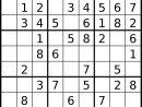 Les Jeux De Sudoku Pour L'été - Family Sphere - Garde D à Jeu Le Sudoku