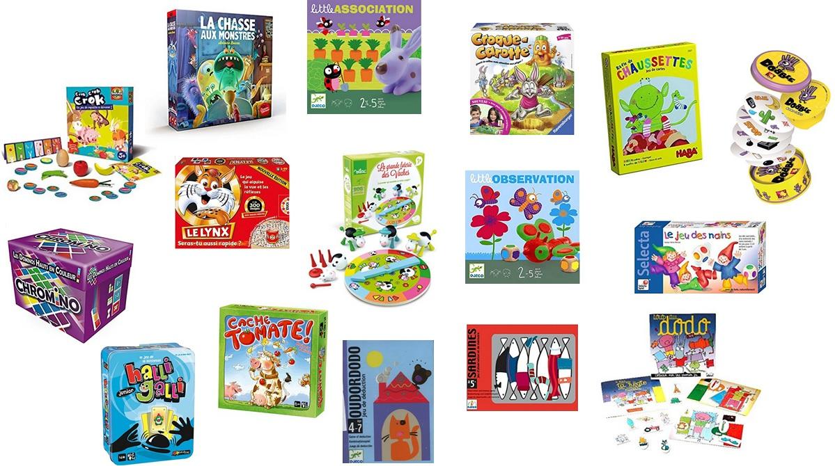 Les Jeux D'observation, De Mémoire, De Réflexion Et De Stratégie destiné Jeux Pedagogique Maternelle