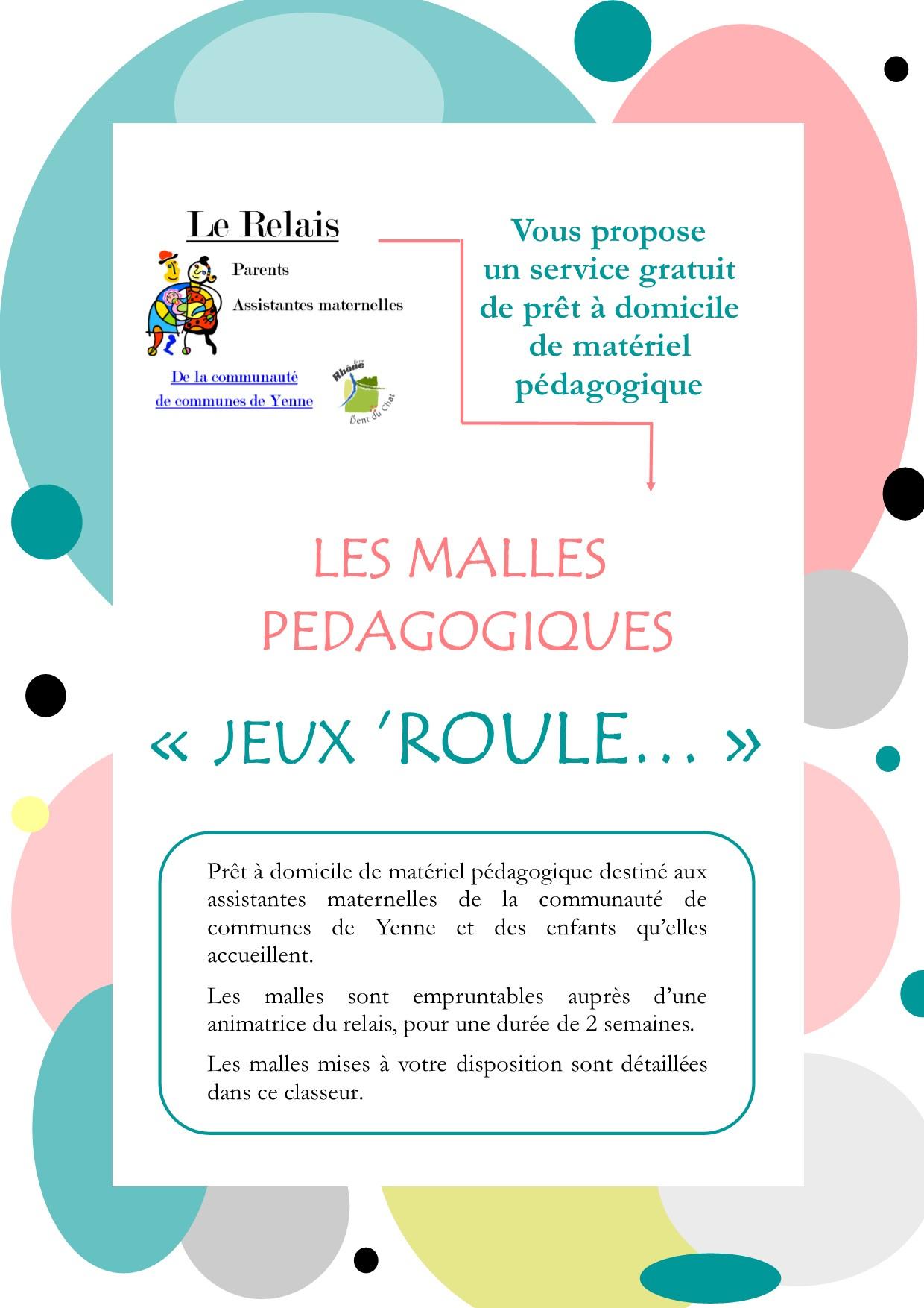 """Les Malles Pédagogiques """"jeux'roule"""" - Ejfccy concernant Jeux Pedagogique Maternelle"""