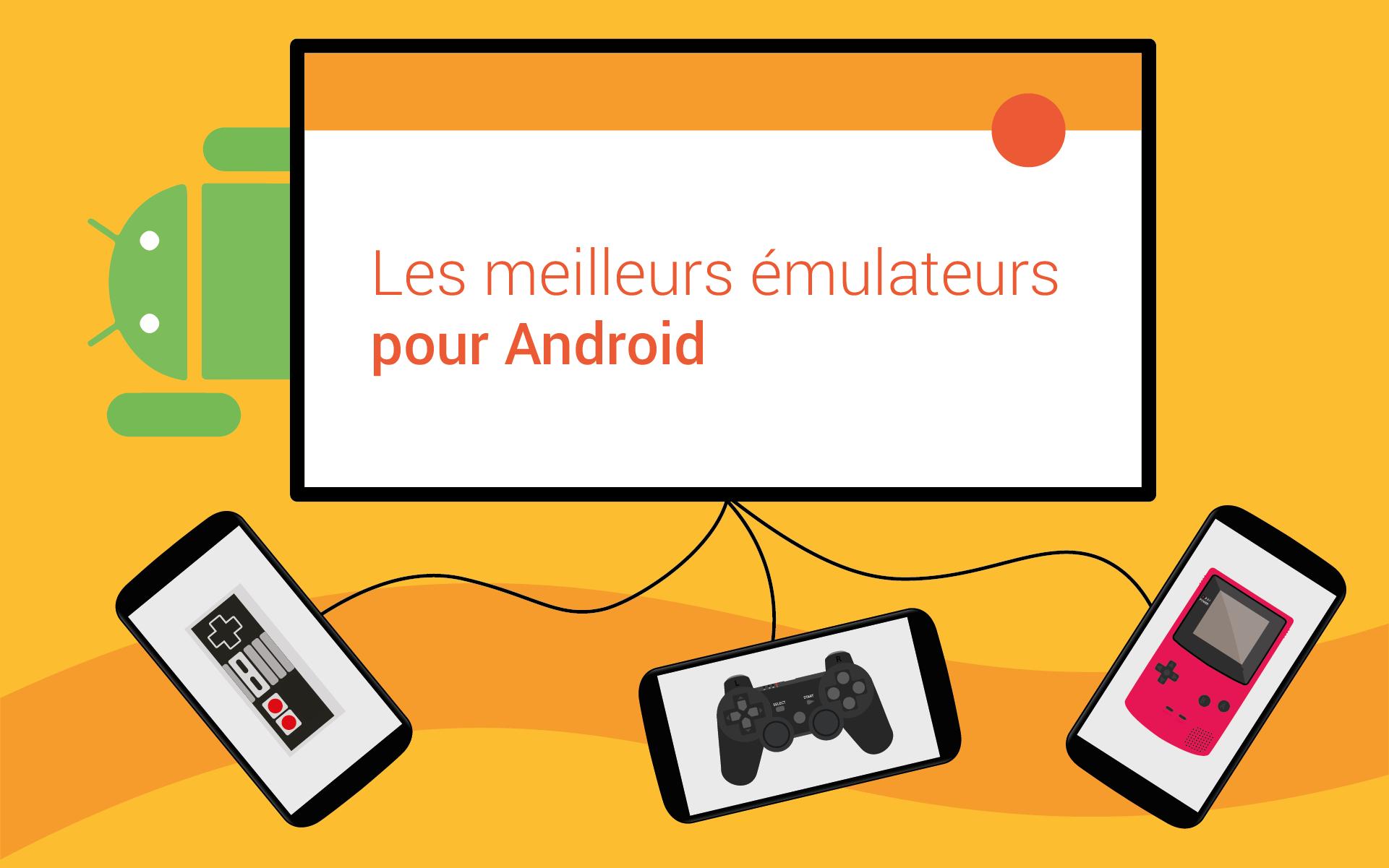 Les Meilleurs Émulateurs Gratuits De Jeux Sur Android concernant Jeux Gratuits À Télécharger Pour Tablette