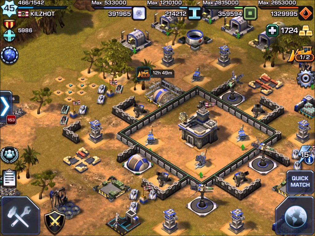 Les Meilleurs Jeux De Stratégie Sur Mobile tout Jouer Jeux De Strategie En Ligne Gratuit