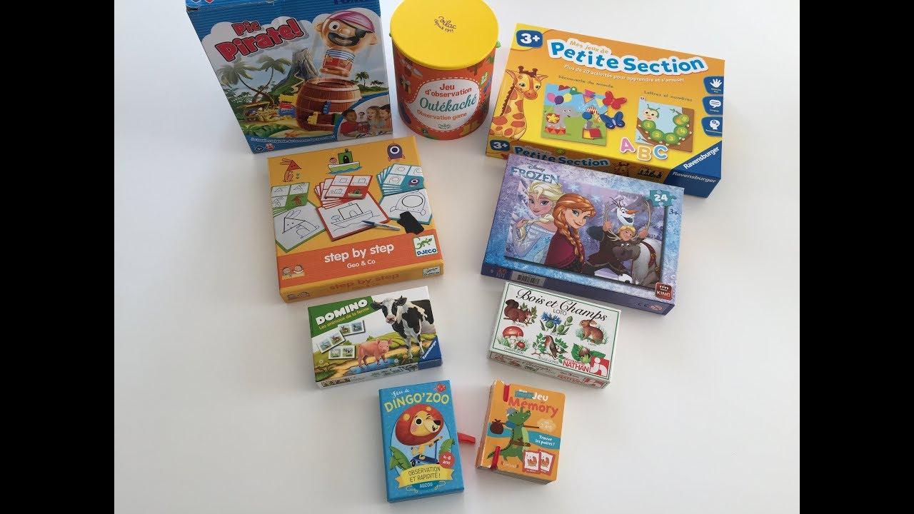 Les Meilleurs Jeux Pour Enfants A Partir De 3Ans concernant Jeux Pour Un Enfant De 3 Ans