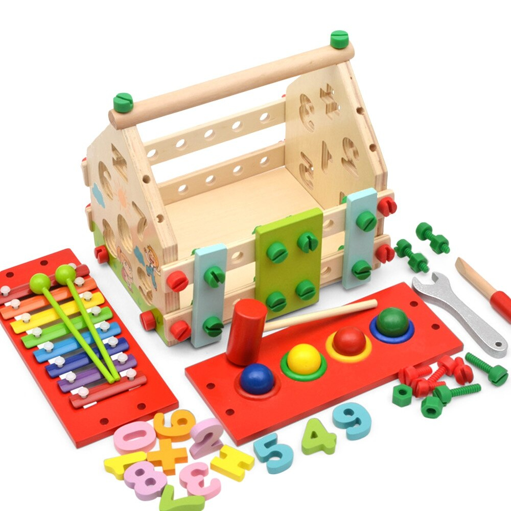 Les Meilleurs Jouets Montessori Pour Les Enfants De 3 À 4 dedans Activité Montessori 3 Ans