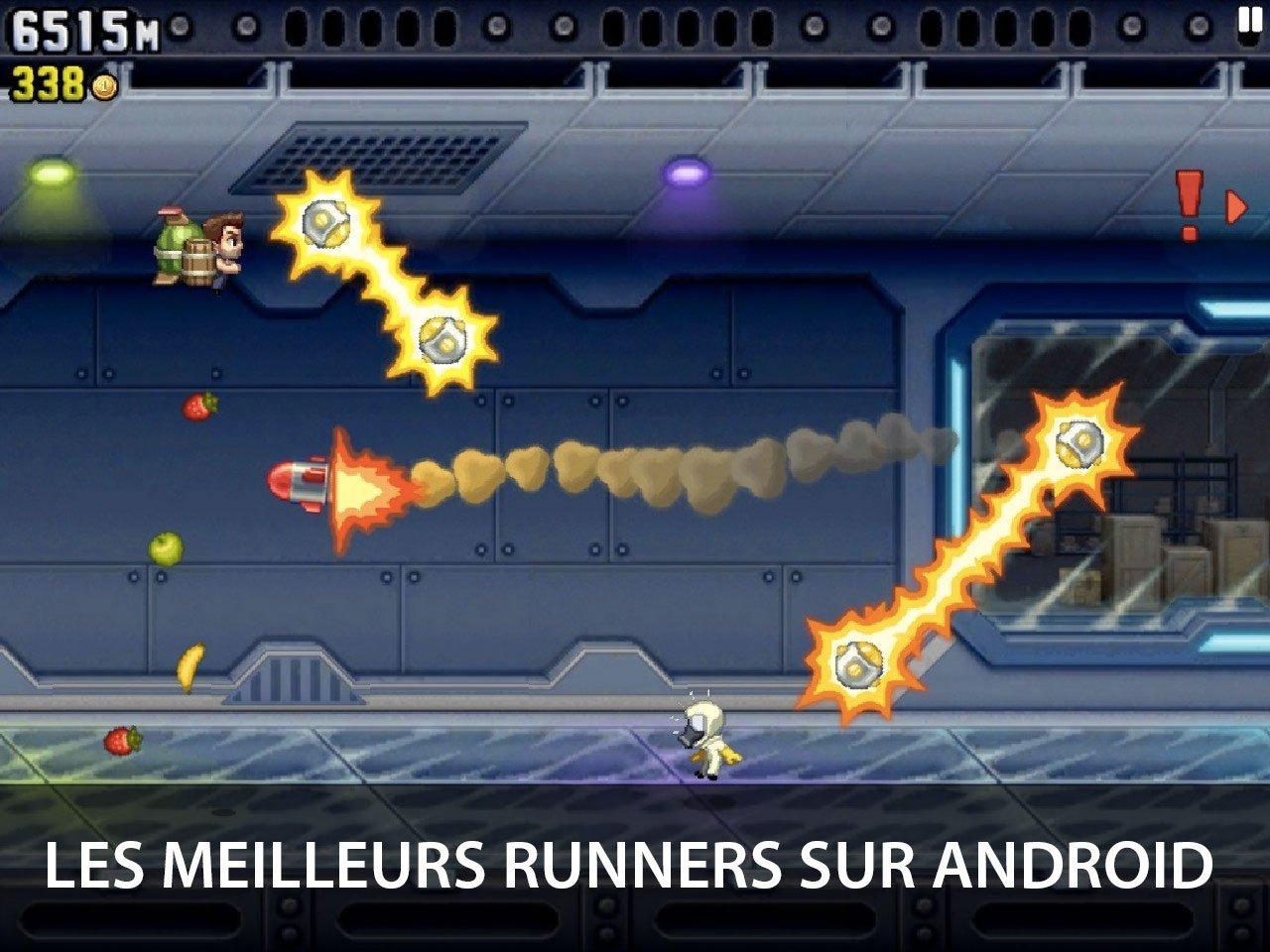 Les Meilleurs Runners Sur Smartphones Et Tablettes Android dedans Jeux De Catastrophe Naturel Gratuit