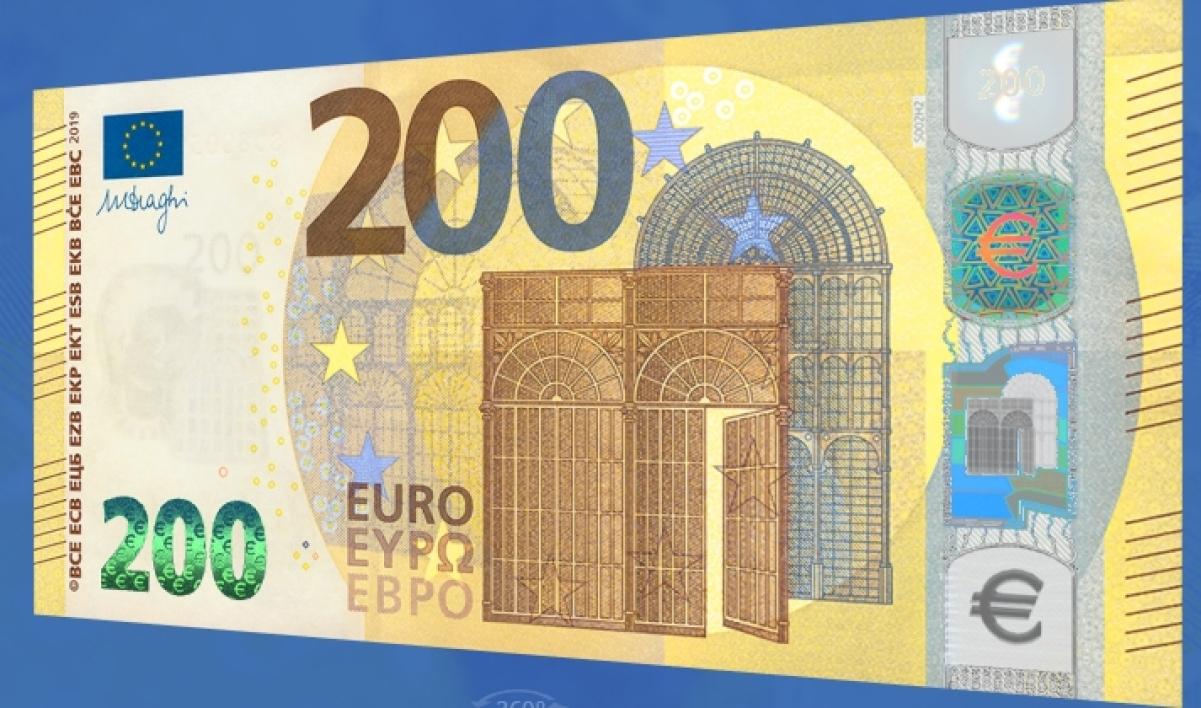 Les Nouveaux Billets De 100 Et 200 Euros Attendus Pour La à Billet De 5 Euros À Imprimer