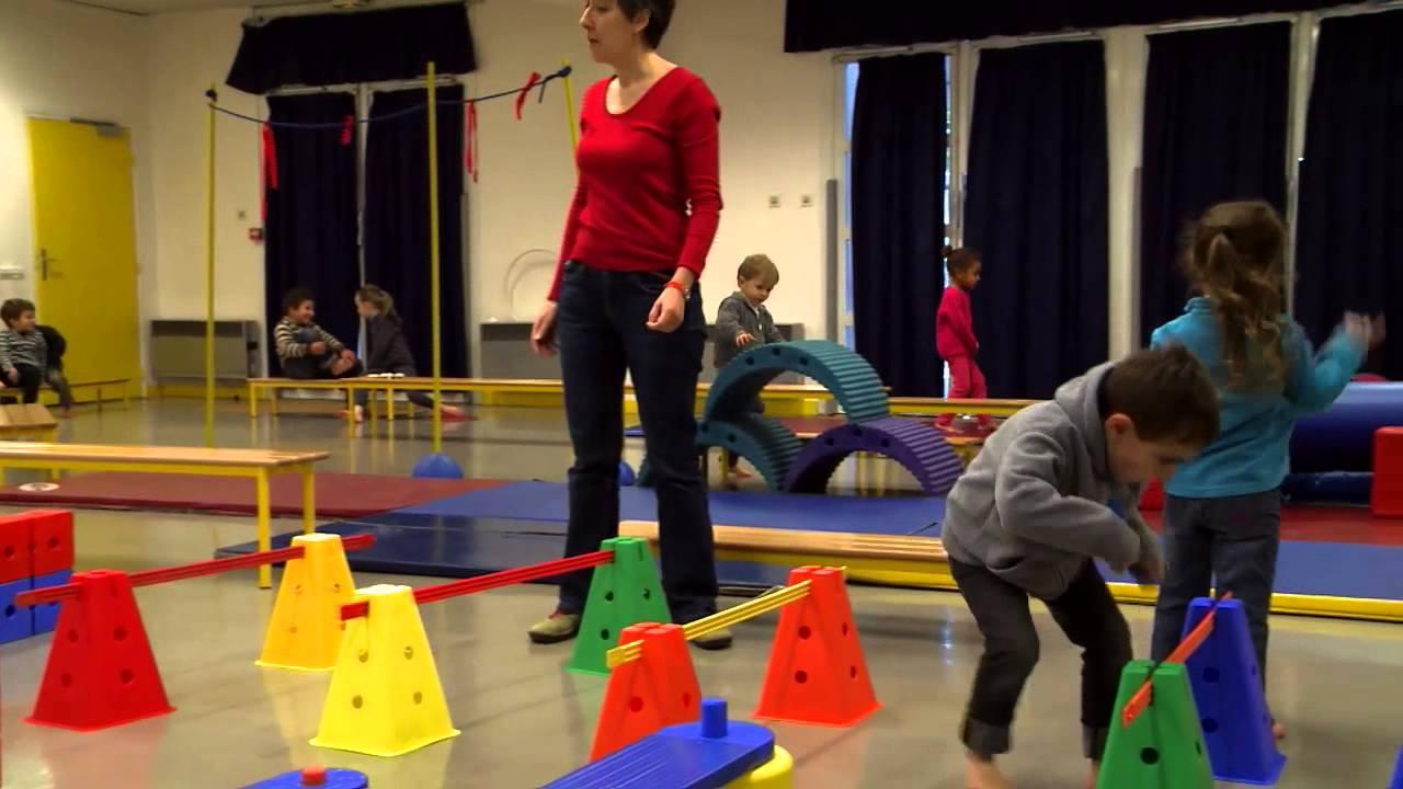 Les Parcours D'activités Motrices En Maternelle : Vidéos destiné Jeux Didactiques Maternelle
