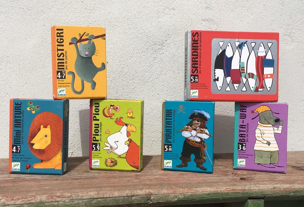 Les Petits Jeux De Djeco avec Jeux Memoire Enfant