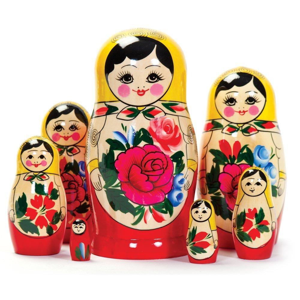 Les Poupées Russes | L'école De Mes Rêves à Nom Poupée Russe