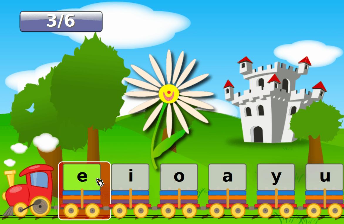 Les Serious Games À La Maternelle : Un Jeu D'enfant à Jeux Educatif Gratuit Maternelle