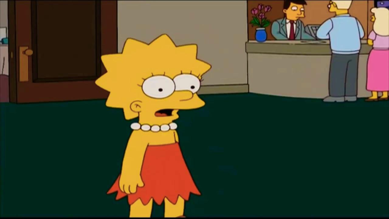Les Simpson Les Echange De Mot Croiser (4/5) - avec Mot Croiser