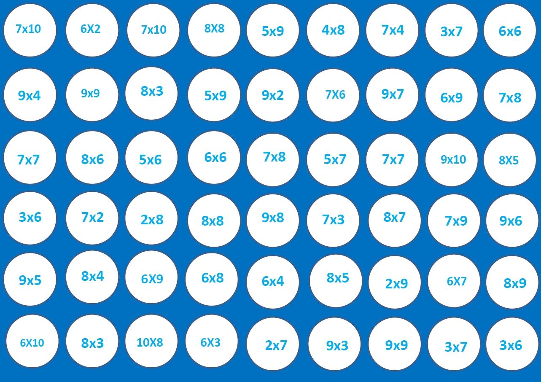 Les Tables Avec Puissance 4 : Entraînements, Jeux concernant Jeux Gratuit Puissance 4
