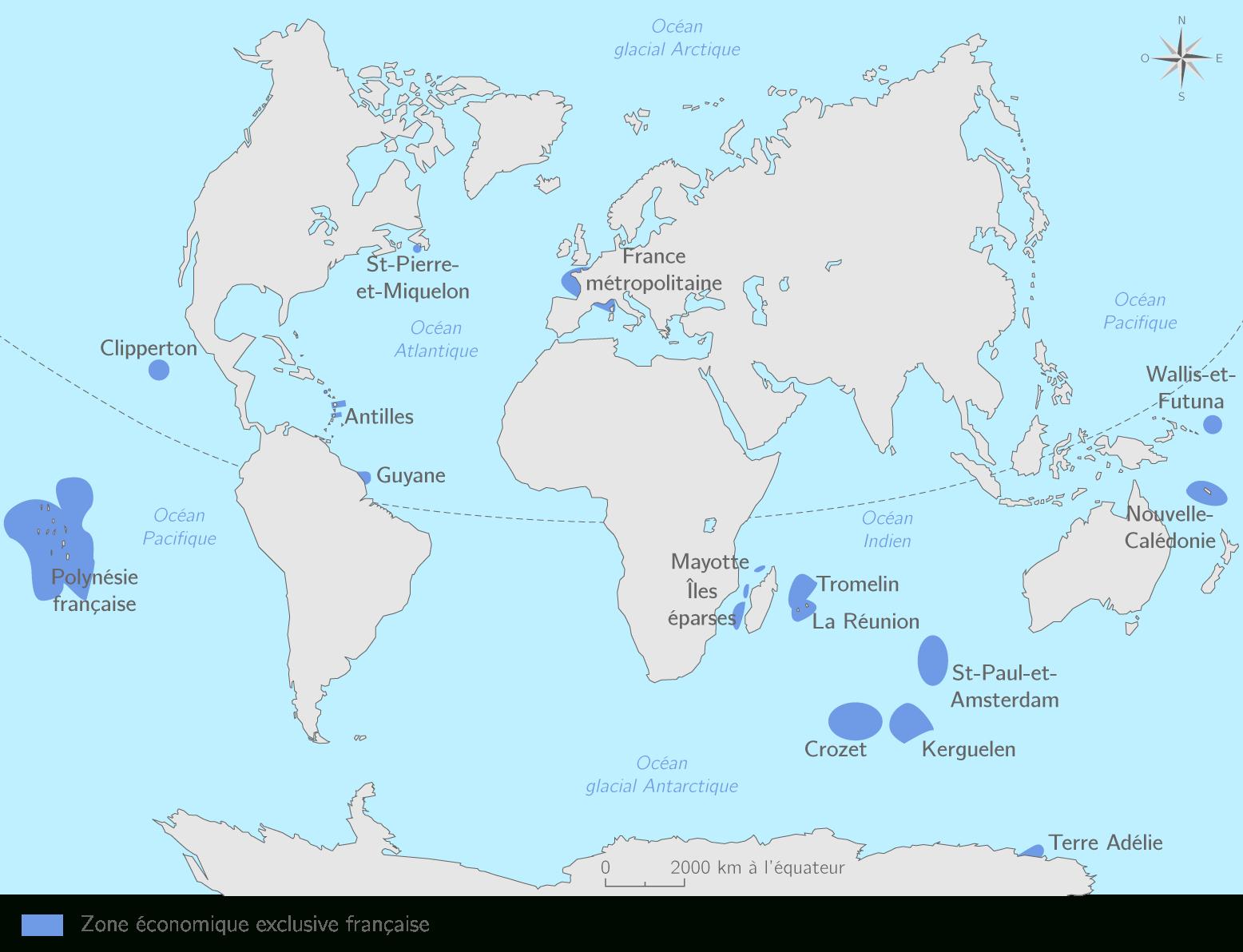 Les Territoires Ultramarins Français : Une Problématique encequiconcerne France Territoires D Outre Mer