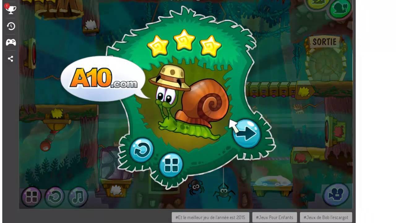 [Let's Plat 100%] Bob L'escargot #8 [Fin] intérieur Jeux Gratuit Escargot