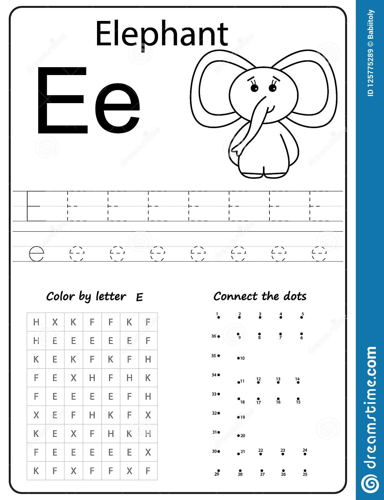 Lettre E D'écriture Tableau L'a-Z D'écriture, Alphabet pour Alphabet Français Écriture