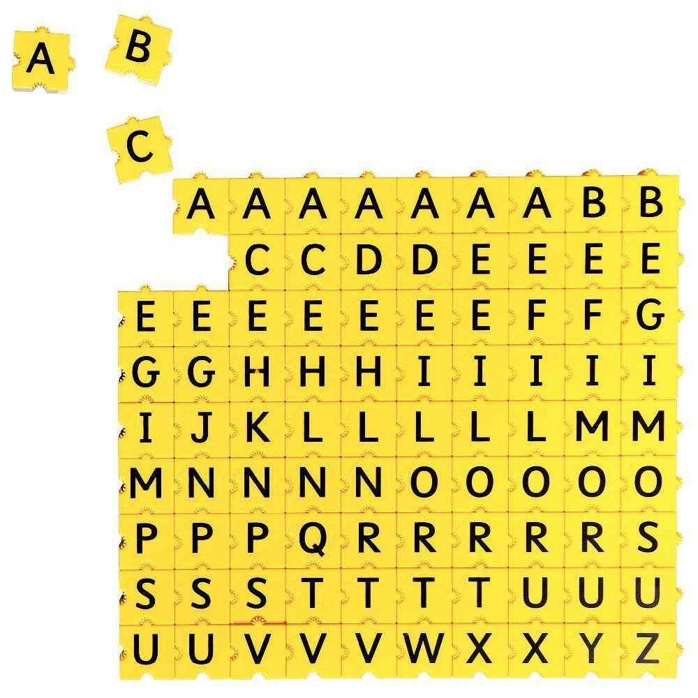 Lettre Majuscule Morphun - Sachet De 90 - Morphun pour Apprendre A Ecrire Les Lettres En Majuscule