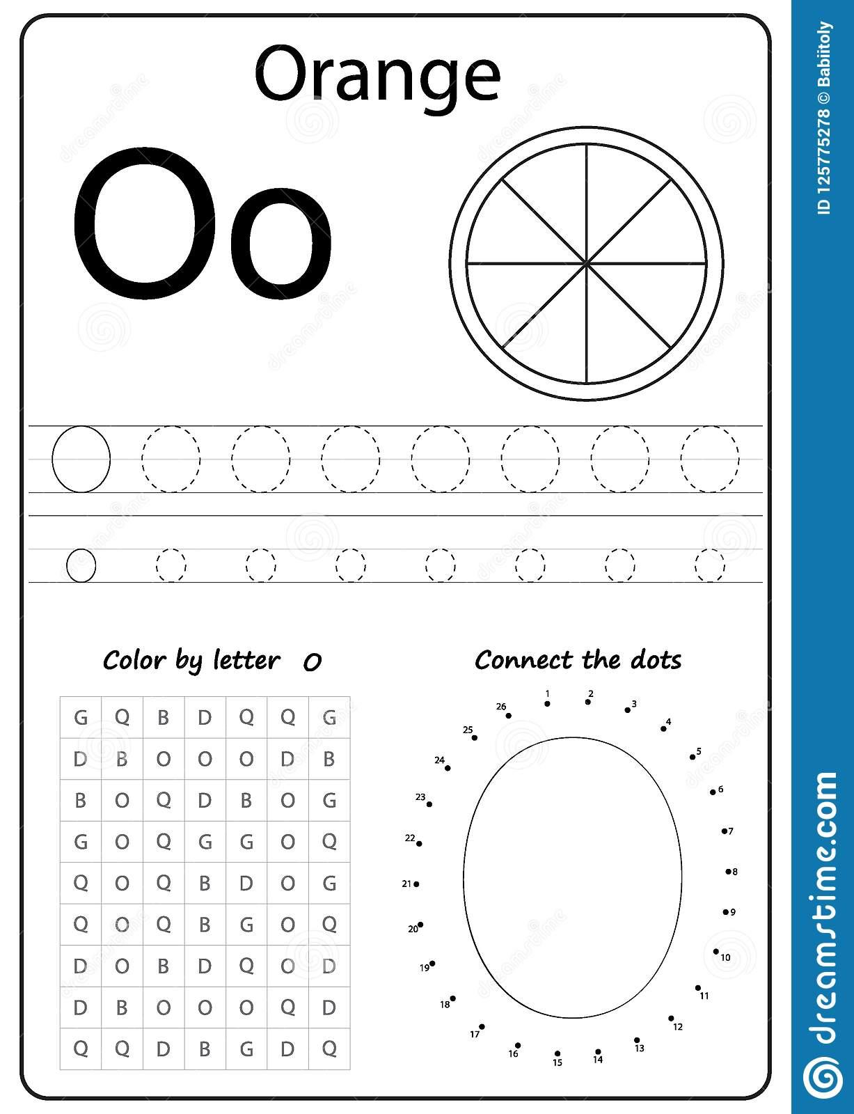 Lettre O D'écriture Tableau L'a-Z D'écriture, Alphabet pour Jeux Pour Apprendre L Alphabet