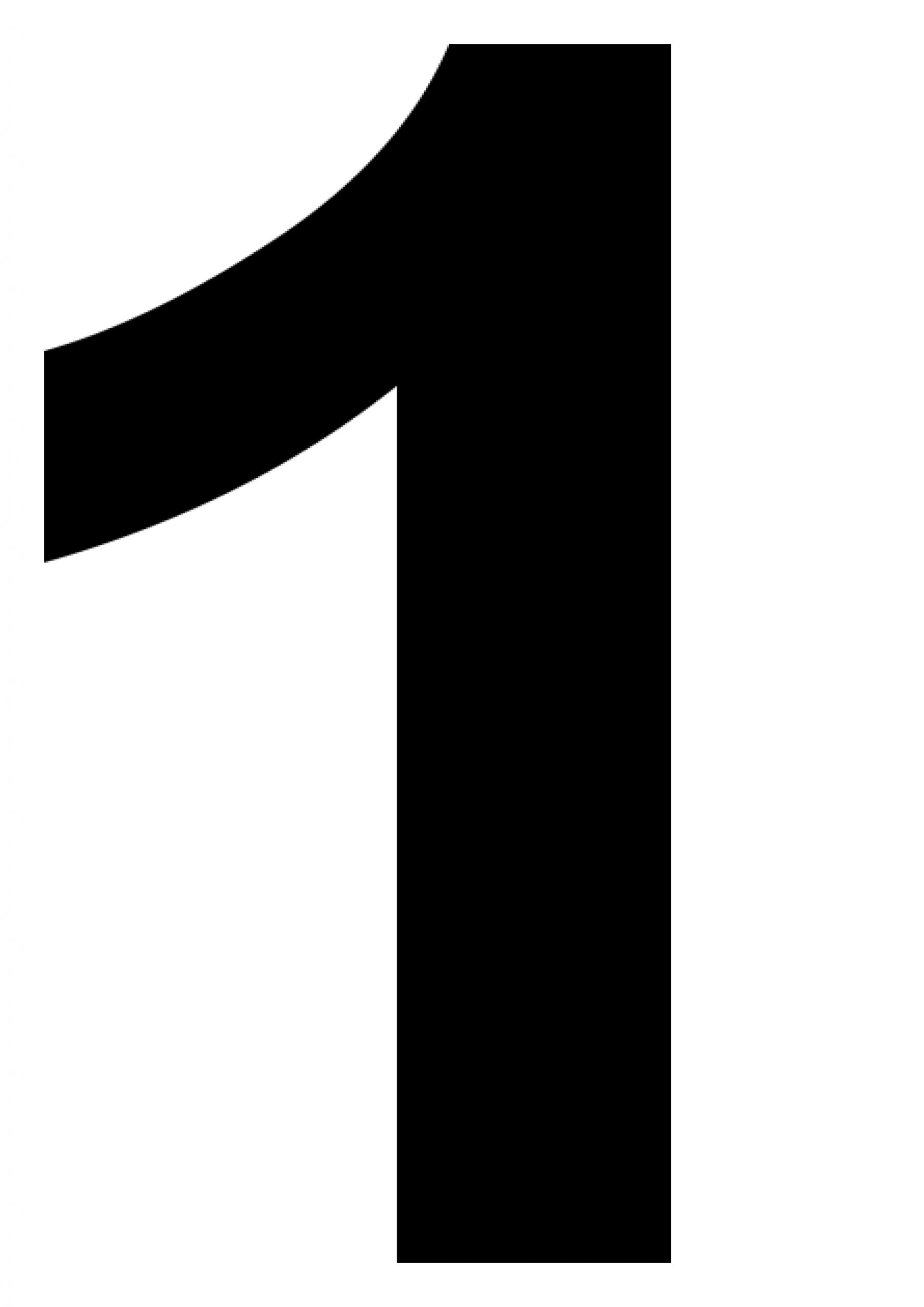 Lettres De L'alphabet De A À Z Et Chiffres De 0 À 9 (+ avec Gros Chiffres À Imprimer