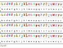 Lettres – Mc En Maternelle intérieur Lettre De L Alphabet A Imprimer Et Decouper