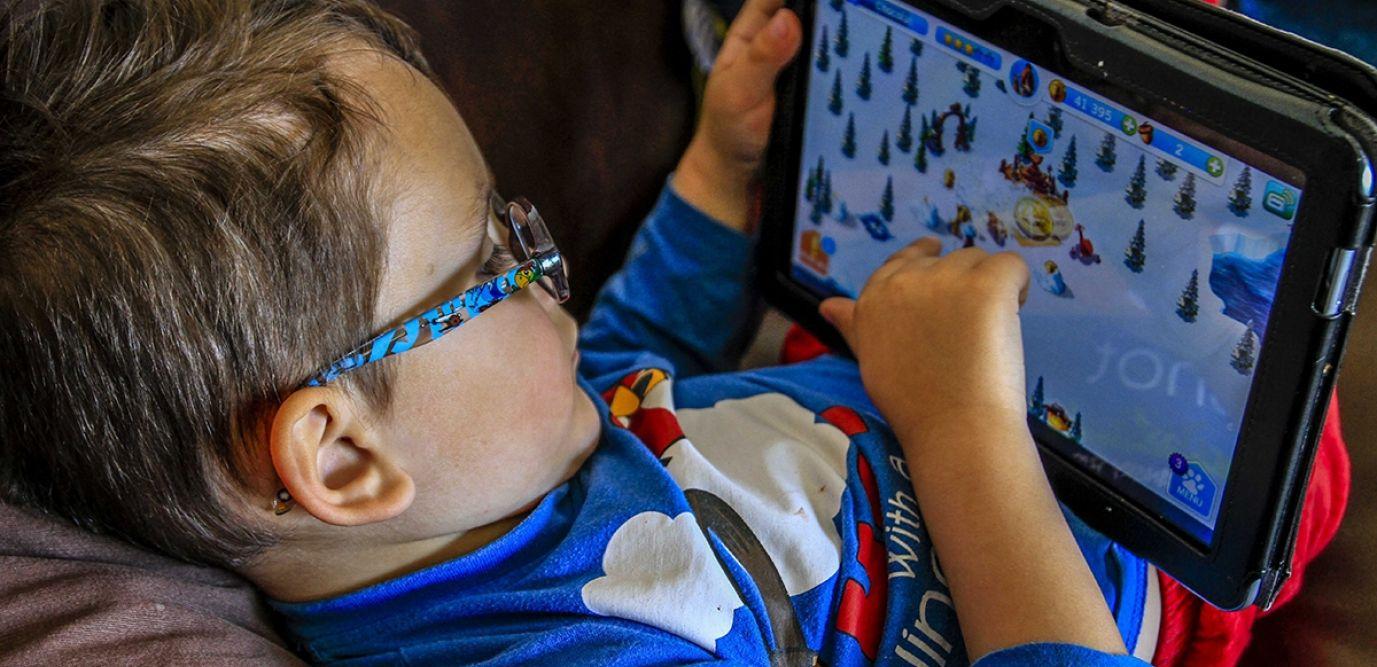 L'étude Qui Va Vous Dissuader D'exposer Vos Enfants Aux Écrans concernant Jeux Video Enfant 5 Ans