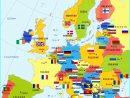 L'europe encequiconcerne Carte Union Europeene