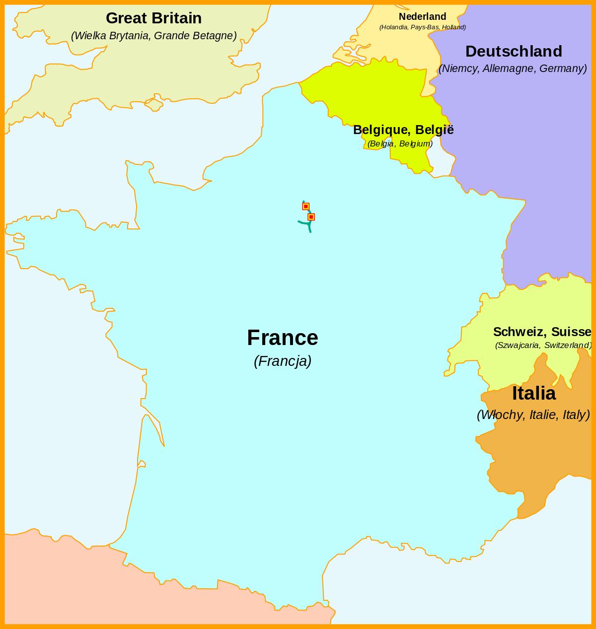 Lgv Interconnexion Est — Wikipédia pour Carte De France Grande Ville