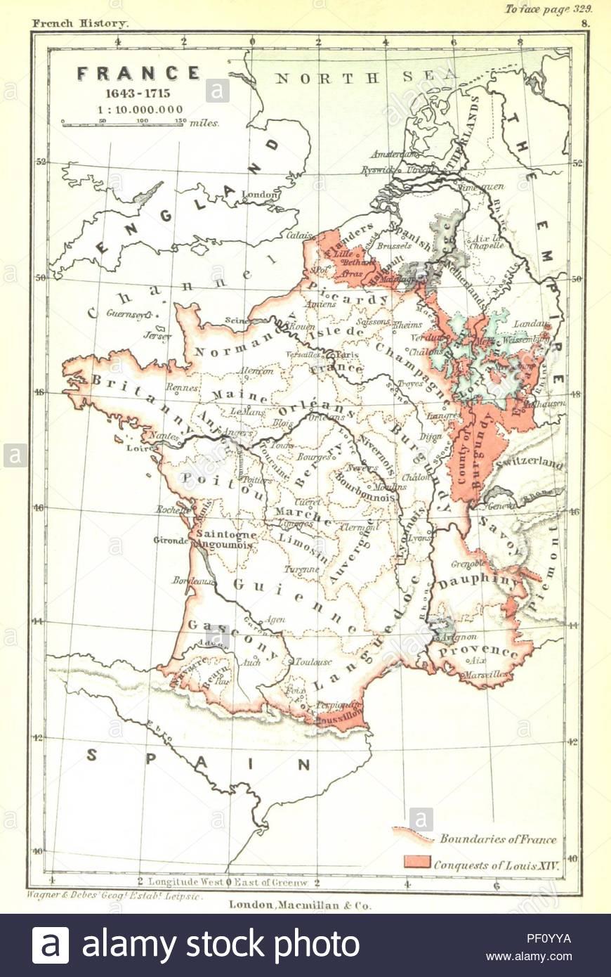 """Libre À Partir De La Page 364 De """"l'histoire De France Pour intérieur Carte De France Pour Enfant"""