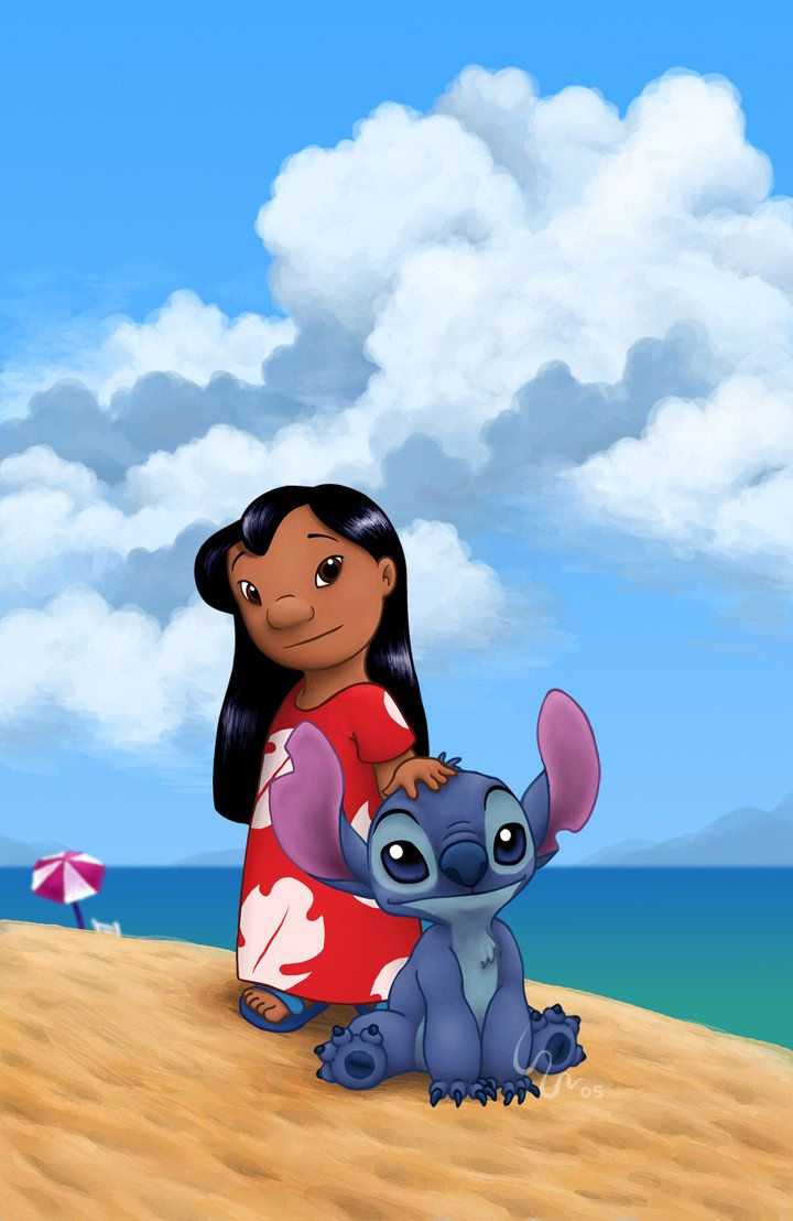 Lilo And Stich Are Friends Forever | Lilo And Stitch, Lelo concernant Lilo Et Stitch Dessin Animé