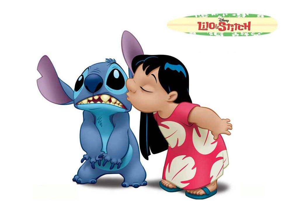 Lilo Et Stitch En Photos - Images Pour Toi destiné Lilo Et Stitch Dessin Animé