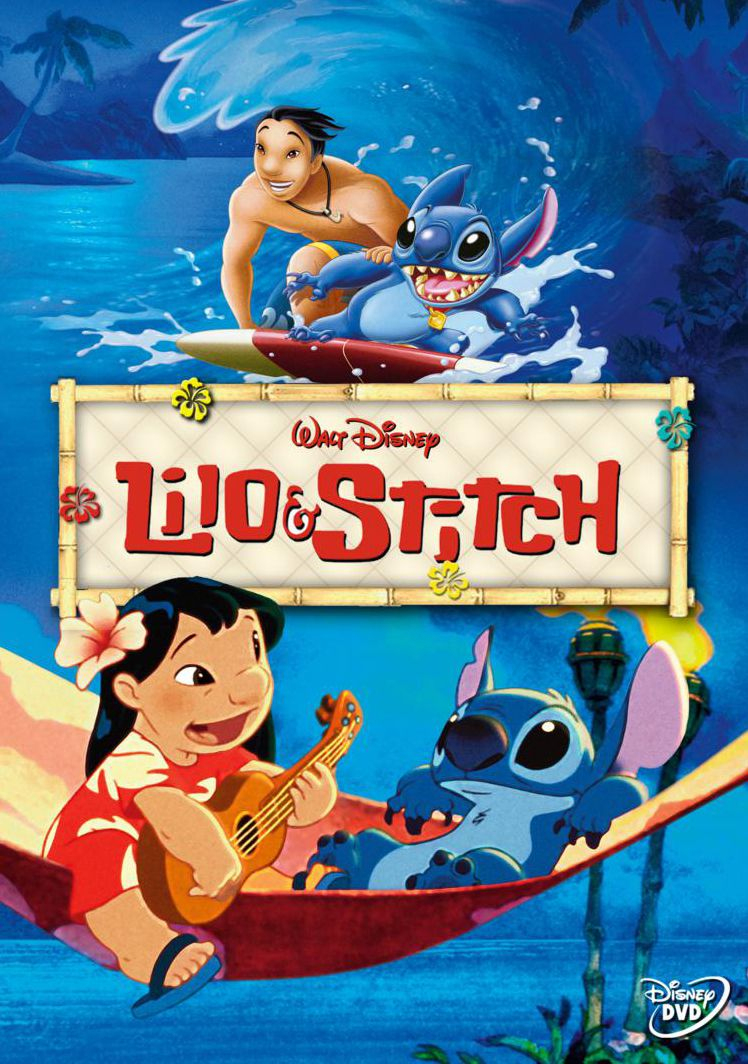 Lilo & Stitch - 21 Jun 2002; I Watched It On 22 Jan 2017 encequiconcerne Lilo Et Stitch Dessin Animé