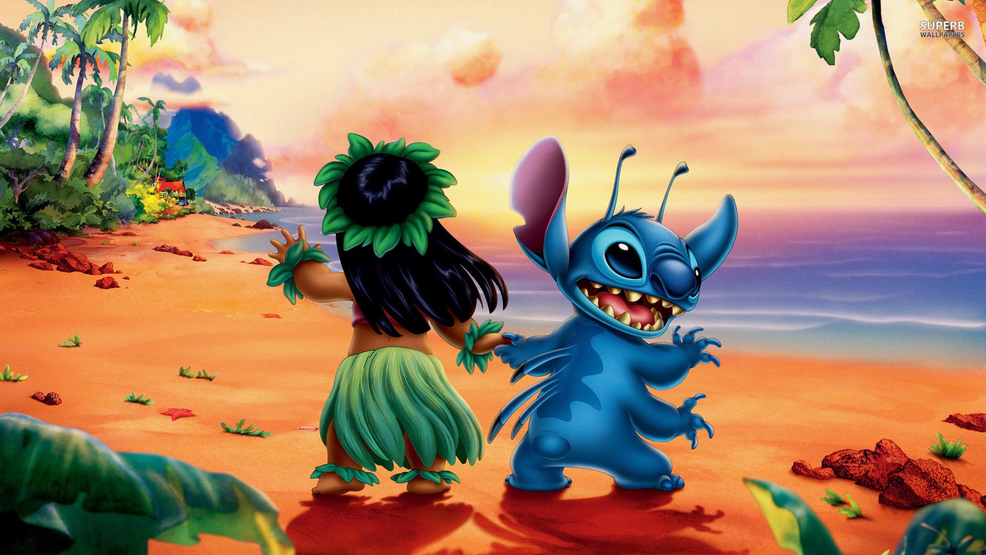 Lilo & Stitch Aurait Dû, Normalement, Être Beaucoup Plus pour Lilo Et Stitch Dessin Animé