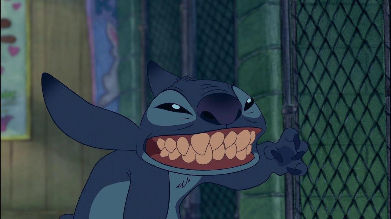 Lilo & Stitch - L'adoption De Stitch destiné Lilo Et Stitch Dessin Animé