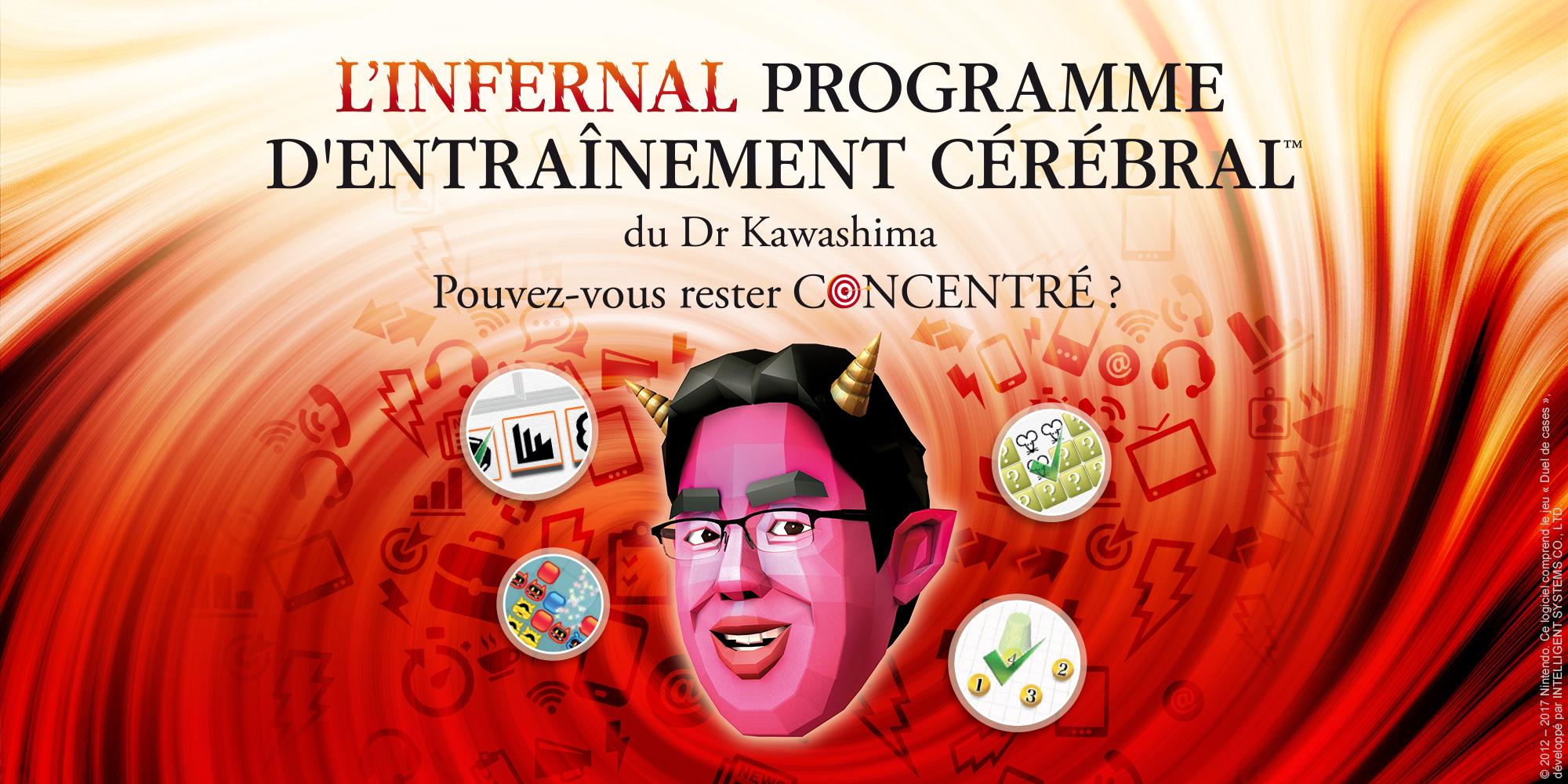 L'infernal Programme D'entraînement Cérébral Du Dr Kawashima dedans Jeux Memoire Gratuit