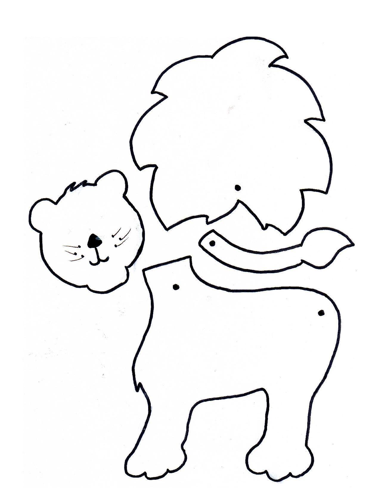 Lion À Assembler | Animaux De La Savane, Decoupage Enfant tout Pantin Articulé Patron
